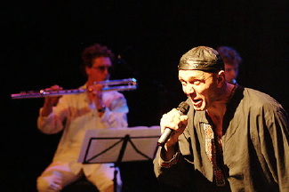 Global Village Orchestra, Leonid Vlassov